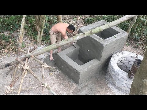 how to build a water filter