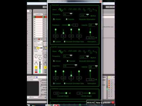 JuceOPLVSTi, OPL2 emulator!