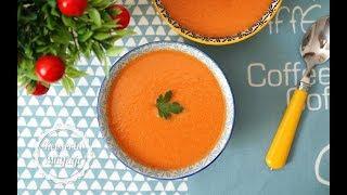 Soğuk İspanyol Çorbası Gazpacho Tarifi