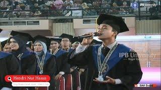 """""""Titip Rindu Untuk Ayah"""" - Hendri Nur Hasan   Lagu Kenangan Wisuda Kahiyang Ayu & Bobby Nasution"""