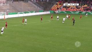 DFB U 20-Länderspiel vs Tschechien