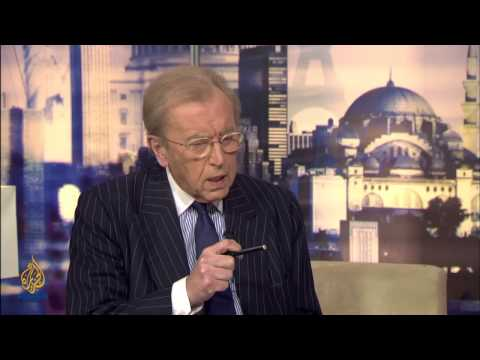 The Frost Interview - Sir David Frost at Al Jazeera