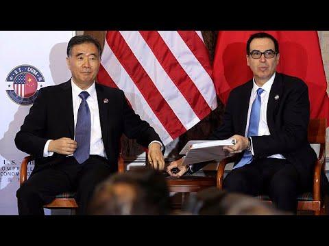 ABD ile Çin arasında ticari zirve - economy