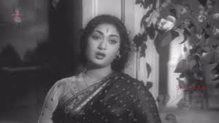 Aradhana Telugu Old Movie Songs Ne Chelimi | Savitri Movie Songs | Telugu Old Songs | Sithara