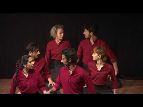 Opening – Mezopotamia Modern Dance Group -  Challenging Capitalist Modernity III (2017)