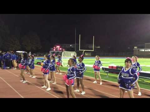 Millburn High School Cheerleaders 16-17