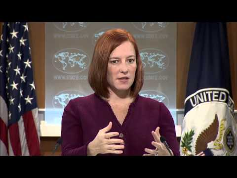 Daily Press Briefing:  January 6, 2015