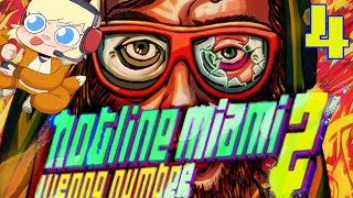 HOTLINE MIAMI 2: WRONG NUMBER Part 4