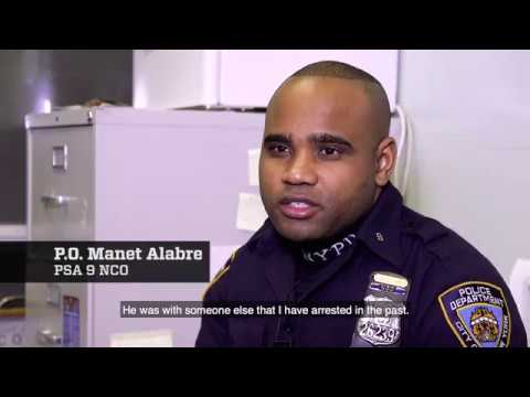 NYPD Neighborhood Policing in Queens Public Housing