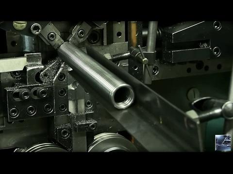 Very impressive bending speed | CNC spring making machine