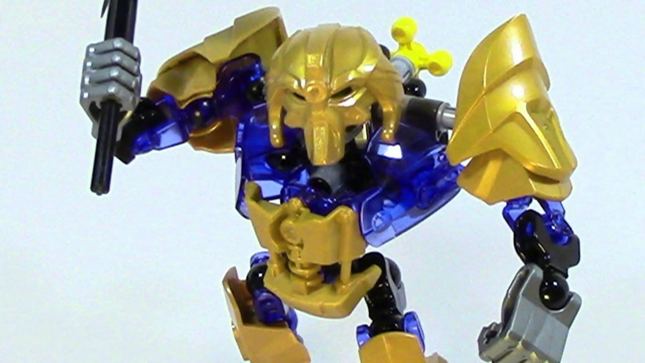 Lego Bionicle MOC: Makuta - YouTube