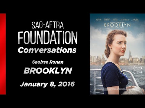 Conversations with Saoirse Ronan of BROOKLYN (in LA)