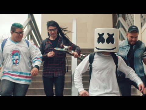 Thumbnail: Marshmello - Moving On (Official Music Video)