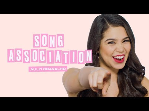 Rise Star Aulii Cravalho Sings Through ELLEs Song Association Game  ELLE