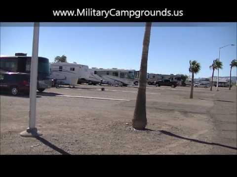 Video Tour of Gila Bend FamCamp, AZ