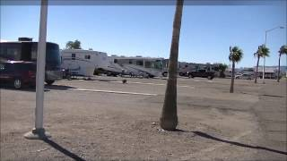 Video Tour of Gila Bend FamCamp, AZ