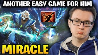 Miracle Zeus - It's Just An Easy Game For Him