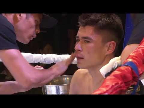 Eldorbek Sayidov vs In Duck Seo