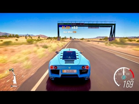 Forza Horizon 3 Noble M600