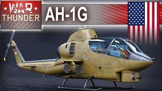 AH-1G - bitwa śmigłowców w War Thunder