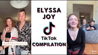 ELYSSA JOY TIKTOK COMPILATION feat. Jon Klaasen, Joey Klaasen, Spencer X, OTO Boys