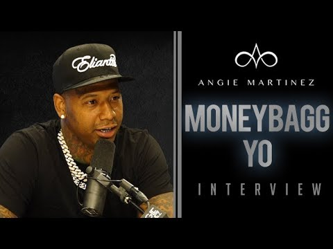 Angie Martinez - Moneybagg Yo Talks J. Cole Hoping On His Project, Rocking Fake Bust-Downs