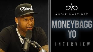 Moneybagg Yo Talks J. Cole Hopping On His Project, Rocking Fake Bust-Downs + More