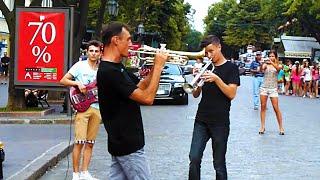 Танцуют все - Хава нагила, Ах, Одесса, жемчужина у моря и 7/40(, 2014-07-25T20:12:04.000Z)