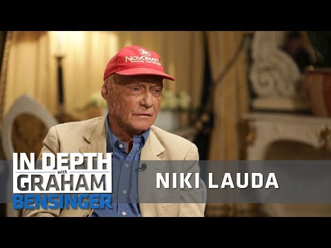 Niki Lauda: I choose Lewis Hamilton