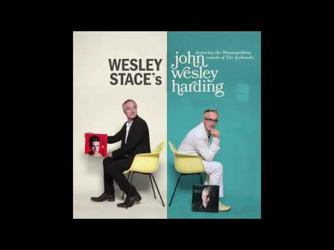 """video:Wesley Stace - """"Let's Evaporate"""" (Official Audio)"""