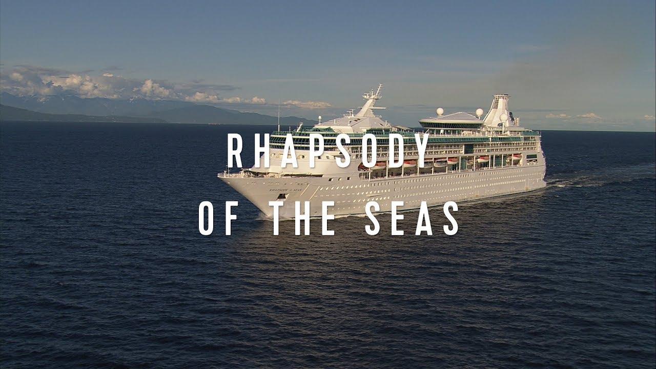 Rhapsody Of The Seas Cruise Ships Royal Caribbean Cruises