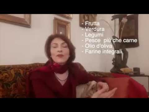 Dieta antinfiammatoria - Dott.ssa Lucilla Ricottini