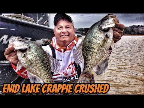 Slab smashing in ice rain on Enid Lake MS- Full length eps