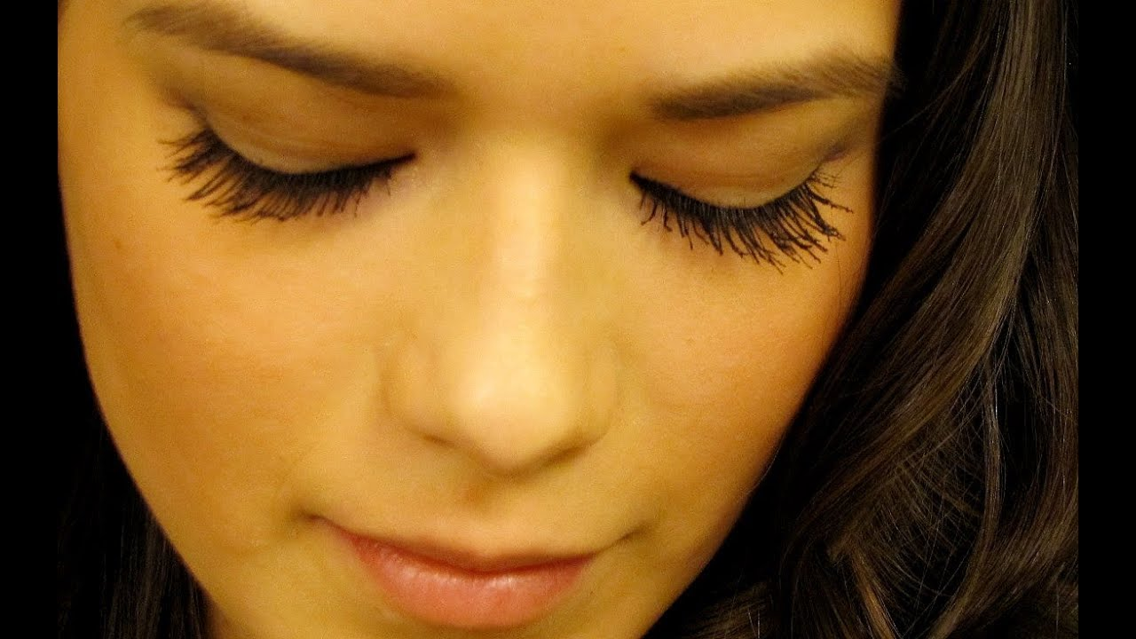 mascara tips and tricks for your biggest lashes youtube