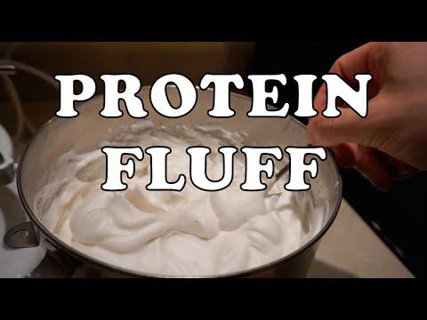 diet dr pepper protein fluff