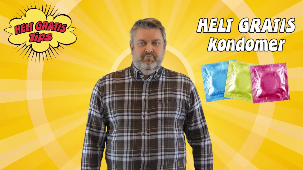 gratis kondomer helsedirektoratet