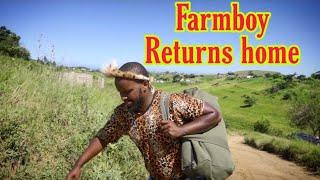 Farmboy goes back home Ep - 6 - LEON GUMEDE