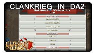 CLANKRIEG IN DA2 || CLASH OF CLANS | Let's Play CoC | Deutsch