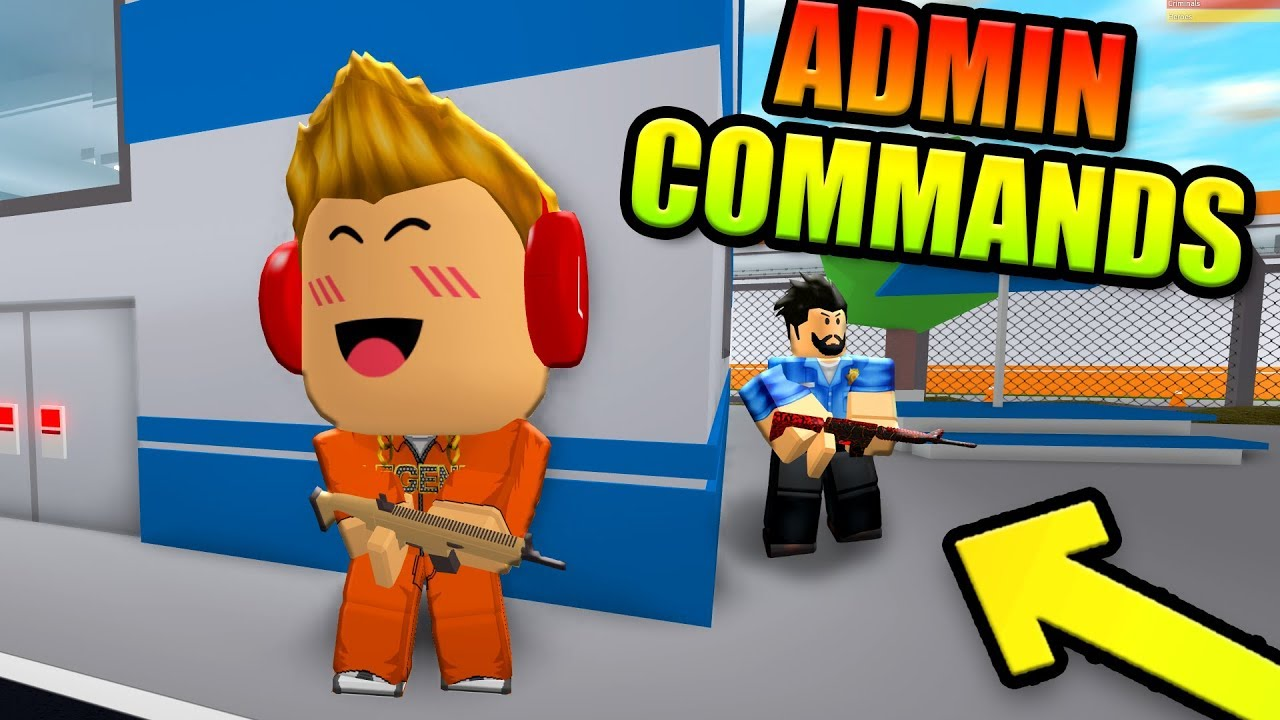 CHEATING IN MAD CITY HIDE AND SEEK! (Admin) | Roblox Mad City Admin Commands