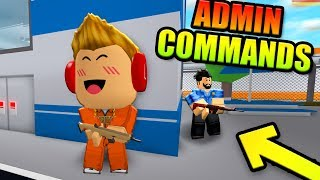 ¡CHEATING EN LA CIUDAD LOCA HIDE AND SEEK! (Administrador) Comandos administrativos de Roblox Mad City
