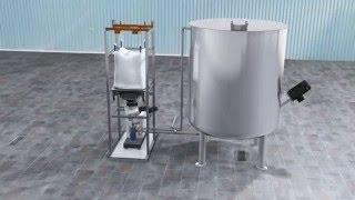 IKA CMX solidliquid mixer