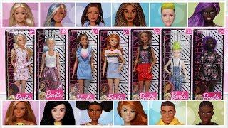 2019 Barbie Fashionistas Doll Showcase [Wave 2]