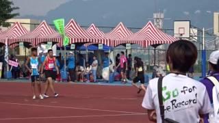二重國小田徑隊105年竹東鎮運國小男女混合2000公尺大隊接力冠軍