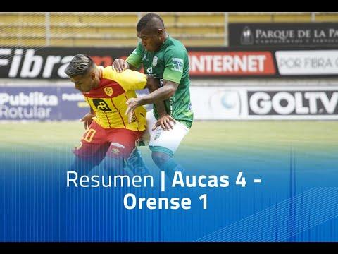 Aucas Orense Goals And Highlights