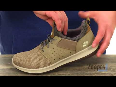 SKECHERS Classic Fit Delson Camben SKU