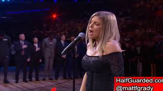 UFC Fighters React to Fergie Singing