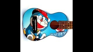 WOW...!! sountrack lagu DORAEMON versi gitar akustik