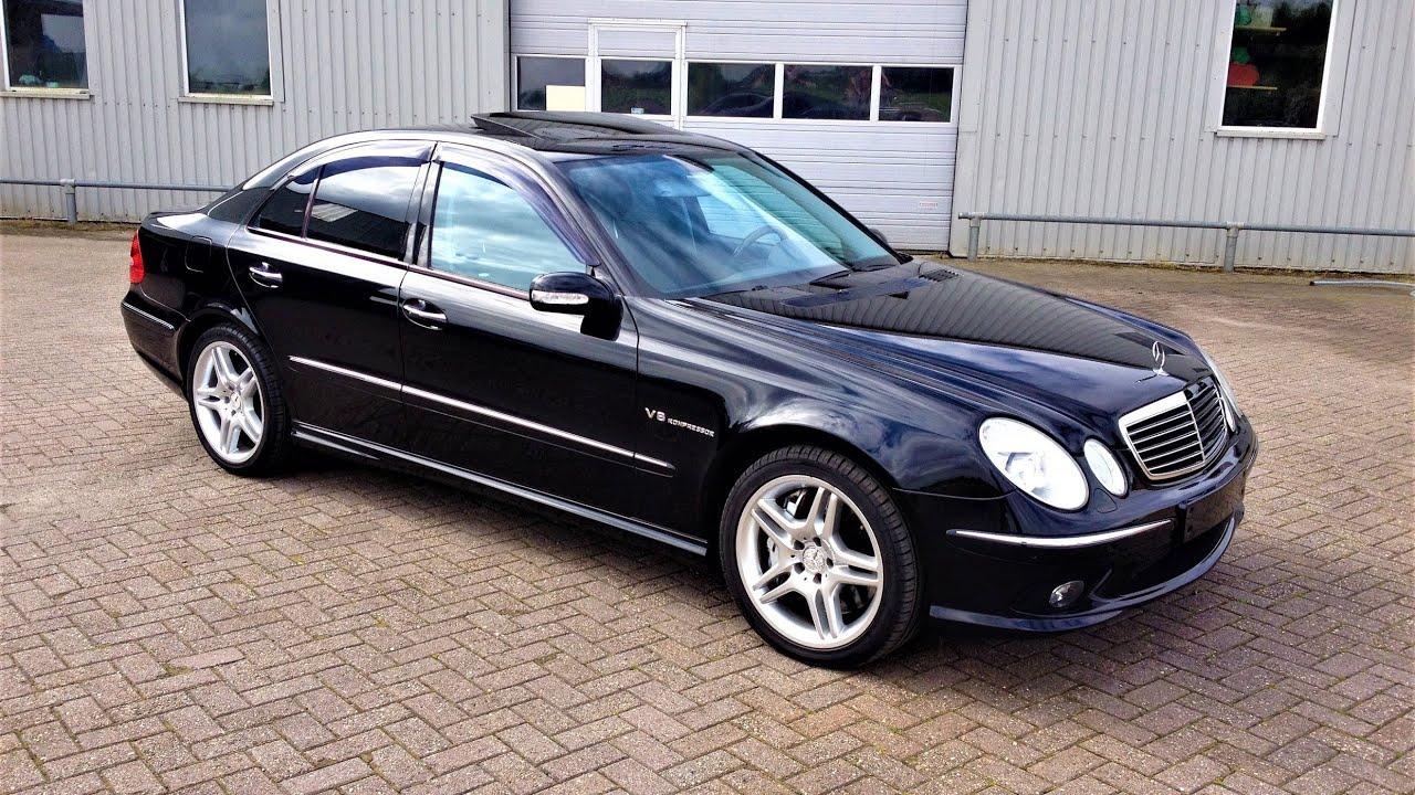 Mercedes E55 AMG W211 Best HP For Money By JMSpeedshop !