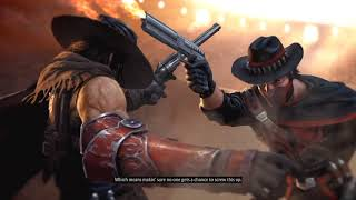 MK11 Erron Black ENDING (Mortal Kombat 11 Erron Black Klassic Tower ENDING)