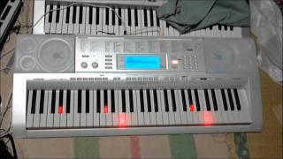 Casio LK-208:The Beatles - Hello Goodbye